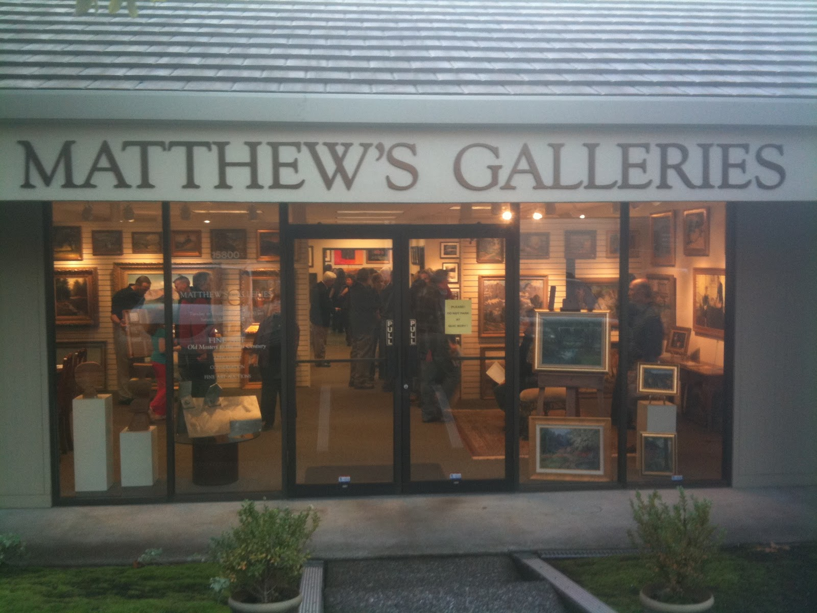 matthew's gallery